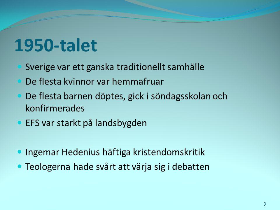 Som påverkar mission i Sverige 14