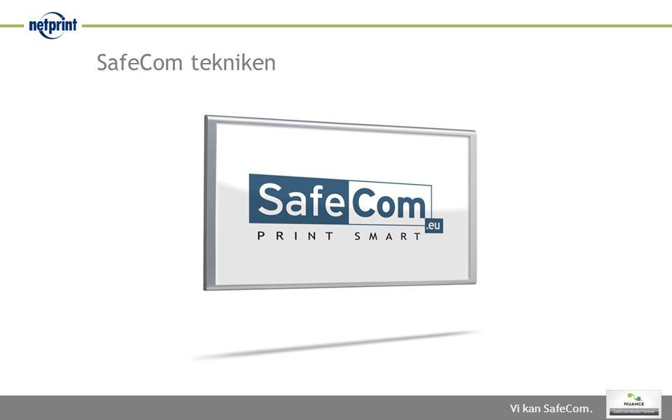 SafeCom tekniken