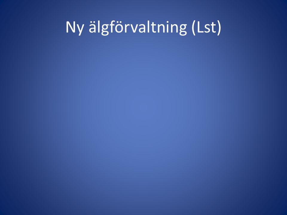 Norrbottens älgförvaltn.områden