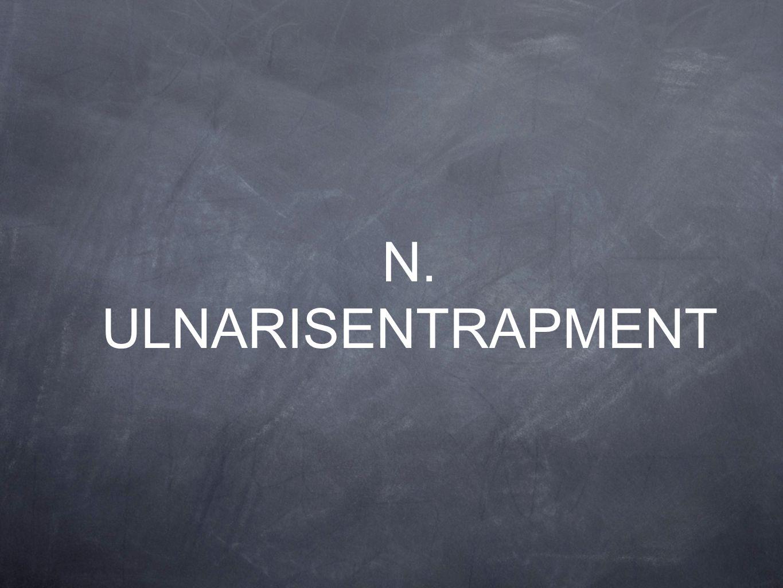 N. ULNARISENTRAPMENT
