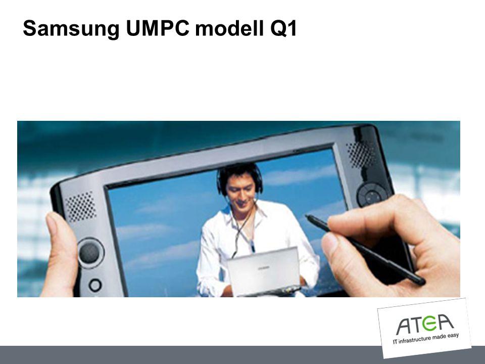 Samsung UMPC modell Q1