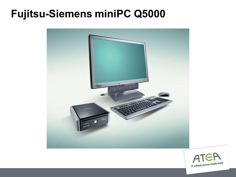 Fujitsu-Siemens miniPC Q5000
