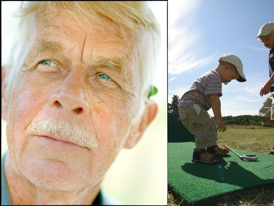 Golf är ett spel för livet!