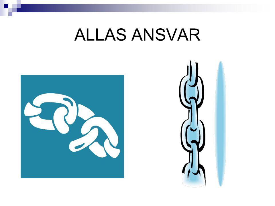 ALLAS ANSVAR