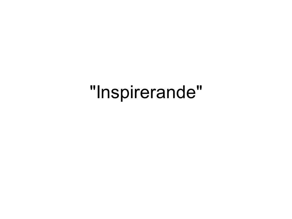 Inspirerande