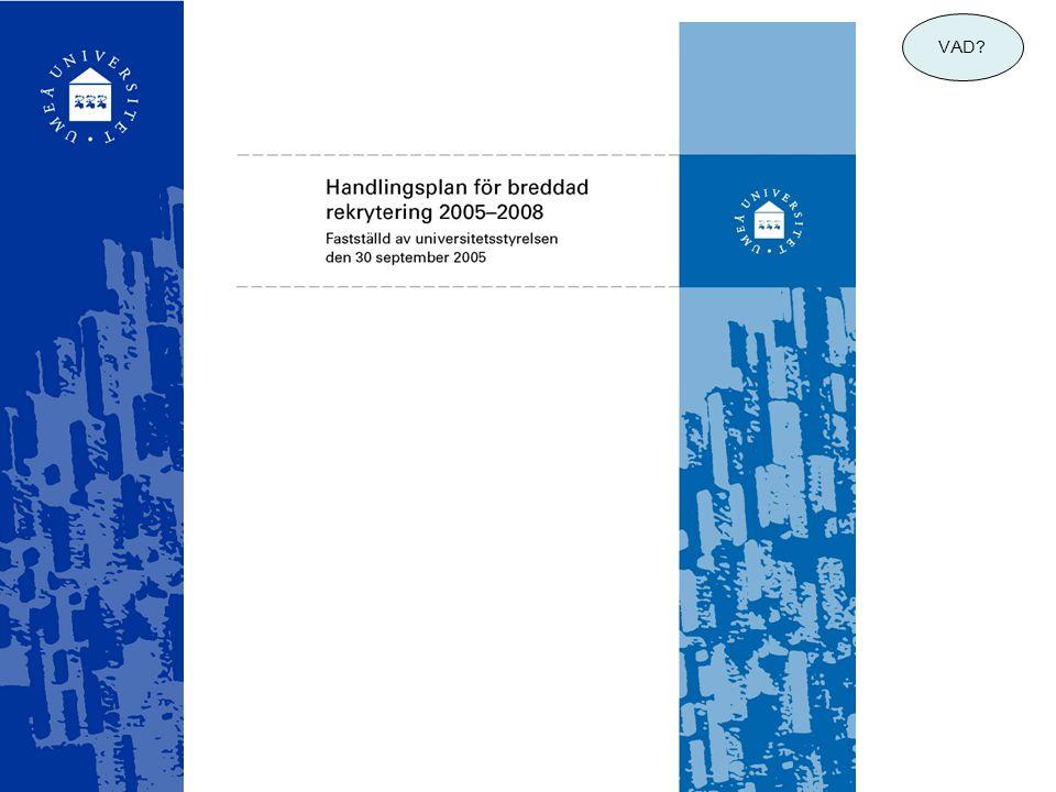 Identifierade problemområden enligt Linn Norén •Universitetet framställs som ett livsstilsval och utbildning verkar vara sekundärt till studentliv i allmänhet.