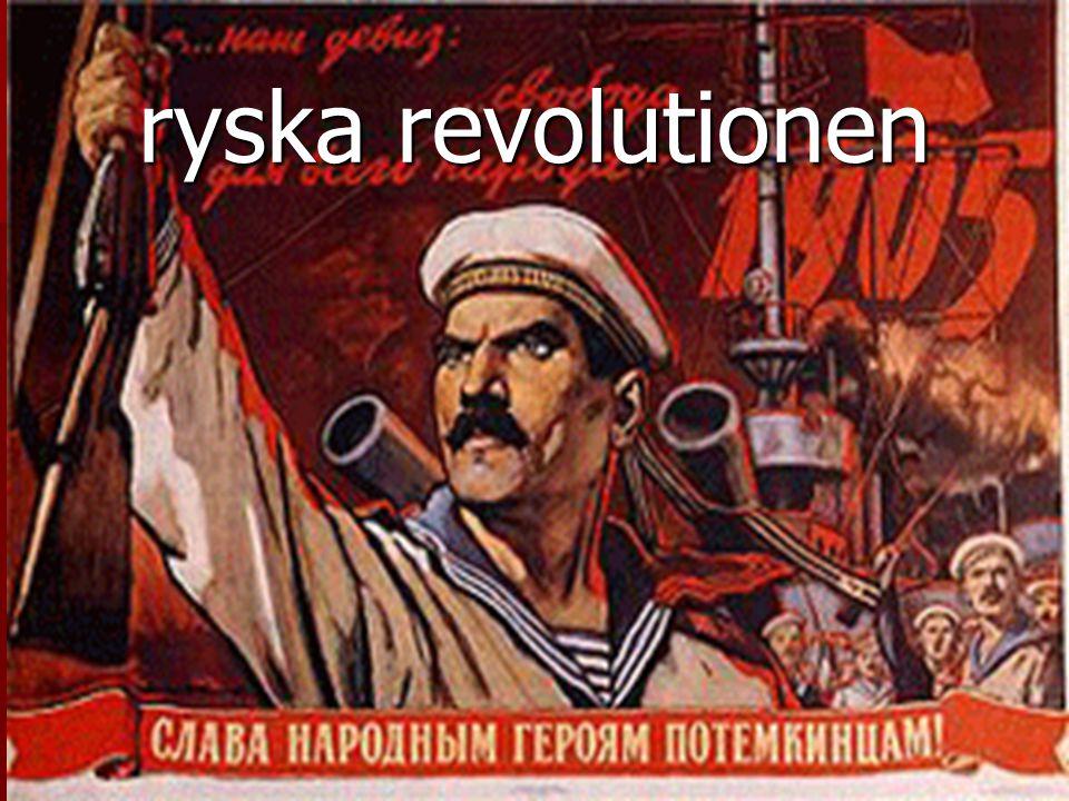 ryska revolutionen