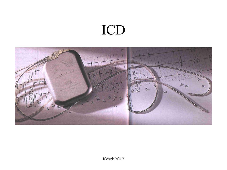 Kesek 2012 ICD