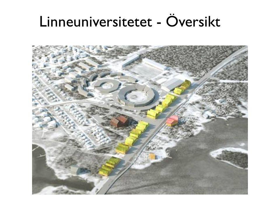 Linneuniversitetet - Översikt