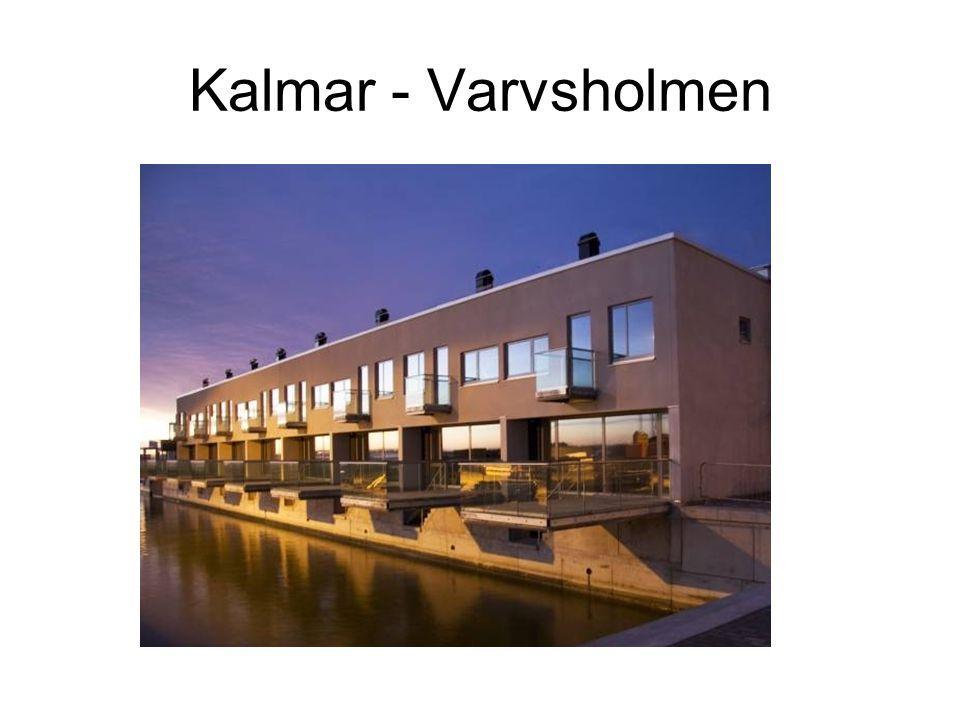 Kalmar - Varvsholmen