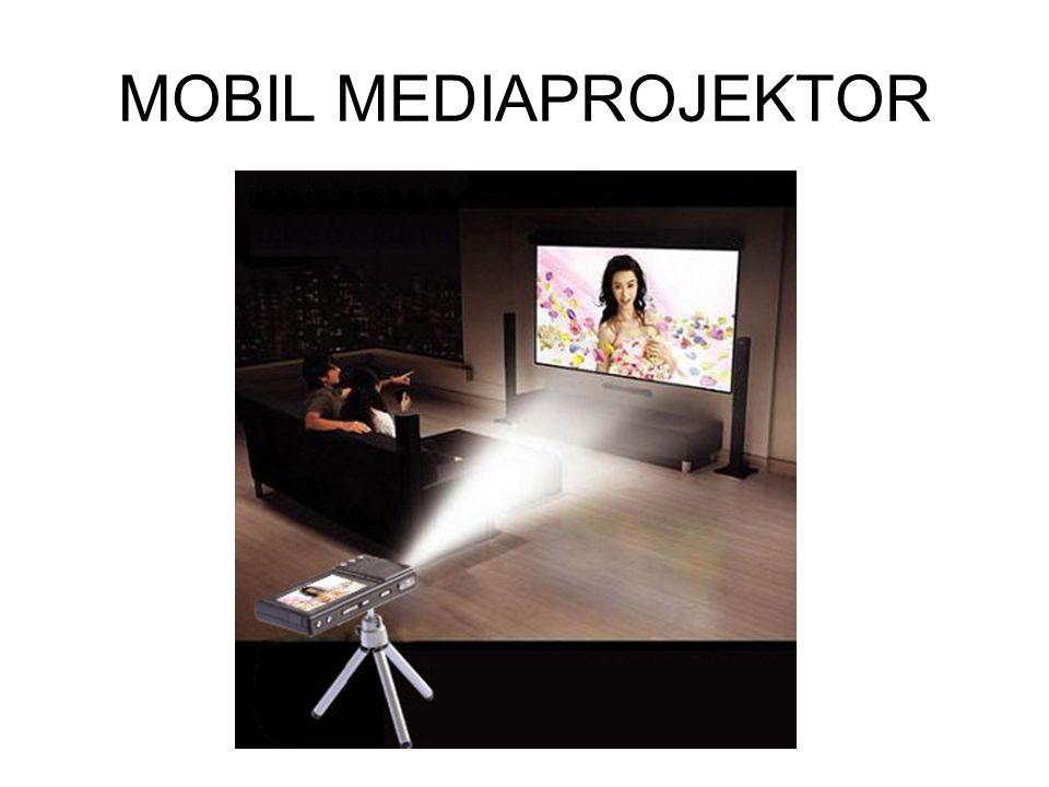 MOBIL MEDIAPROJEKTOR