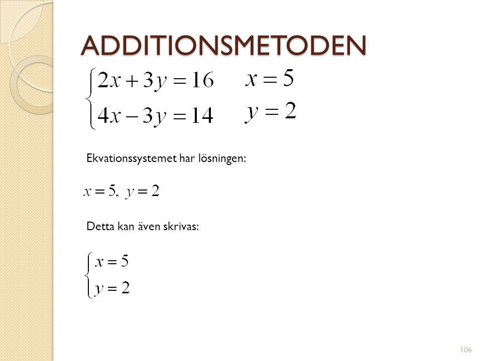 ENKLA OLIKHETER Om båda leden i en olikhet multipliceras eller divideras med ett negativt tal, så måste olikhetstecknet vändas.