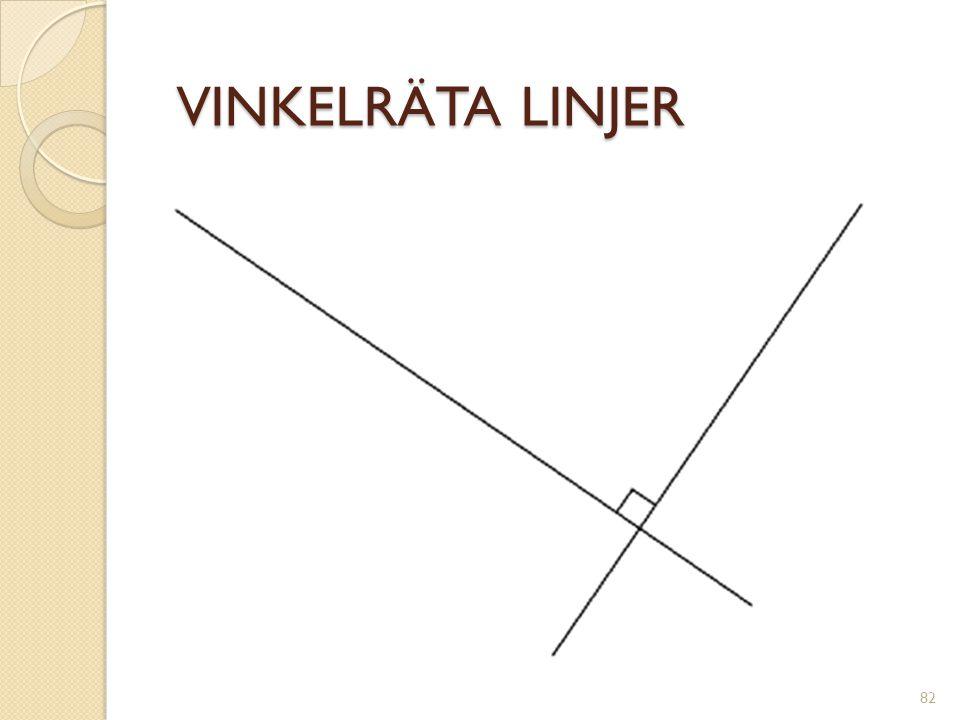 1.4 Linjära ekvationssystem 83 •