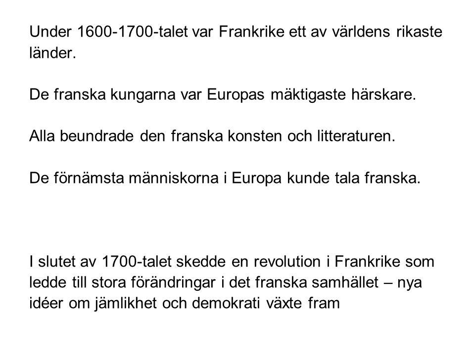 I bollhuset författade tredje ståndet en ny grundlag/ författning för Frankrike.