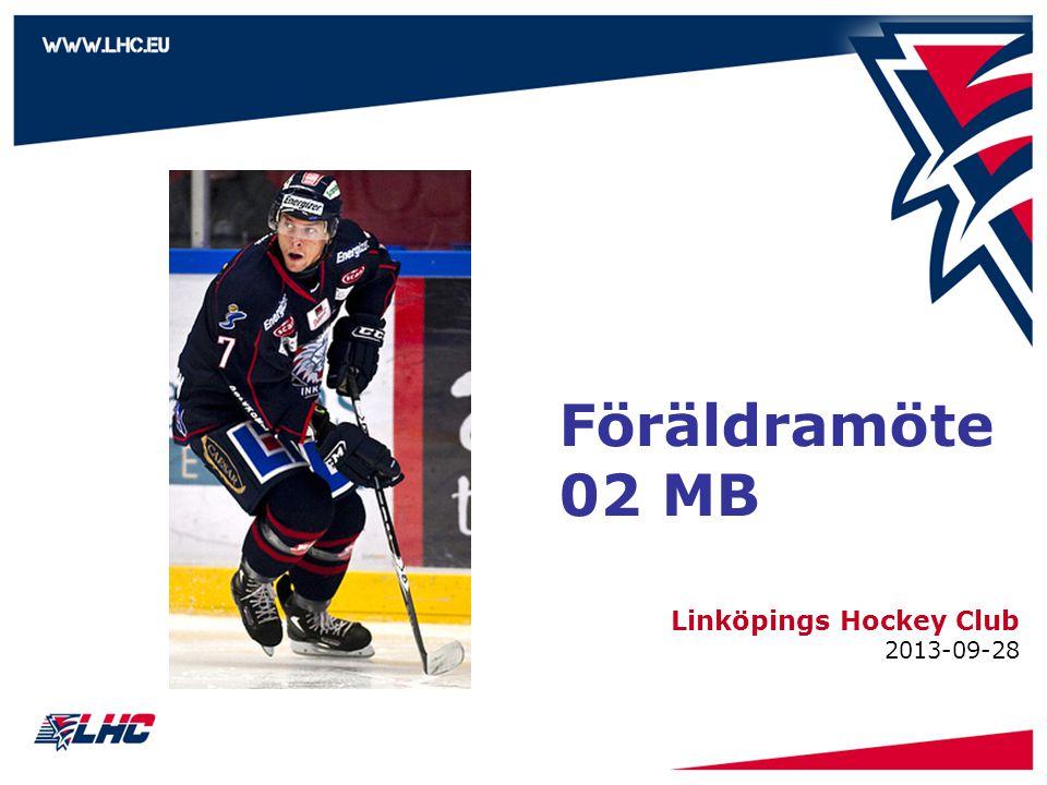 Föräldramöte 02 MB Linköpings Hockey Club 2013-09-28