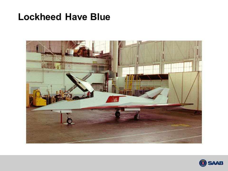 Lockheed Have Blue
