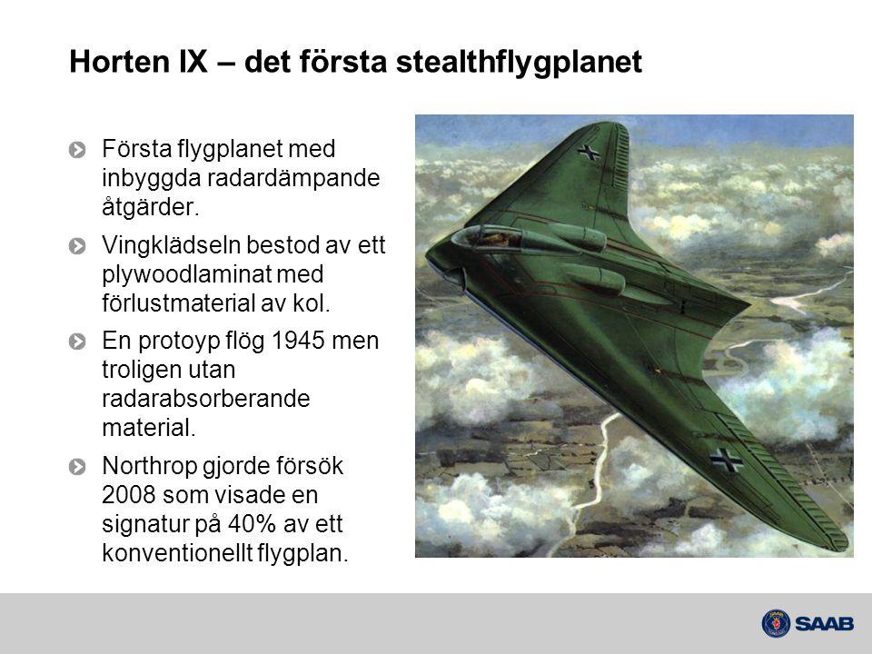 2000-talet, F-35 och UAV:er F-35 är det största stealth-projektet någonsin och drabbas av flera förseningar och stegrande priser.