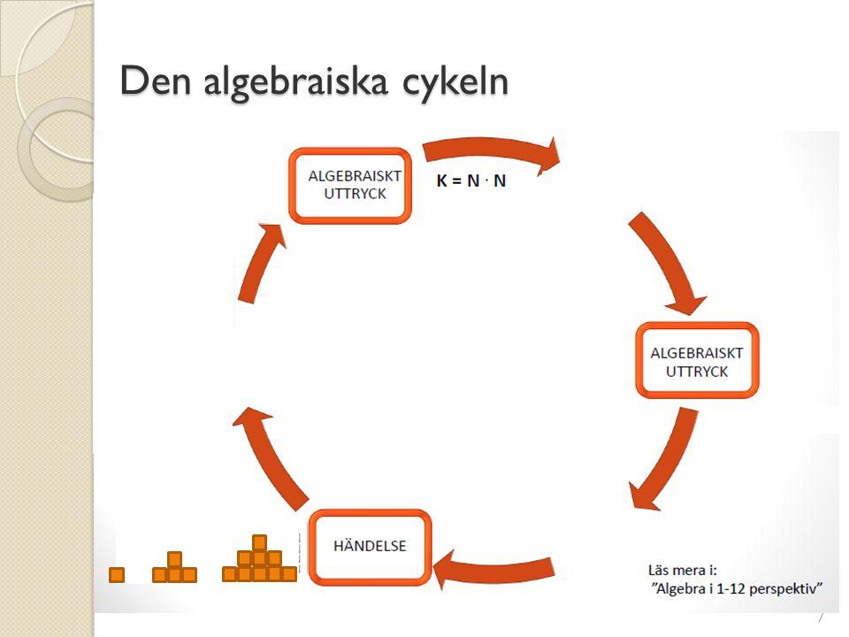 Den algebraiska cykeln 7