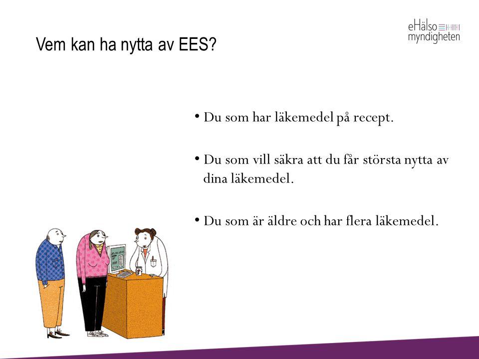 Hur kan EES hjälpa dig.