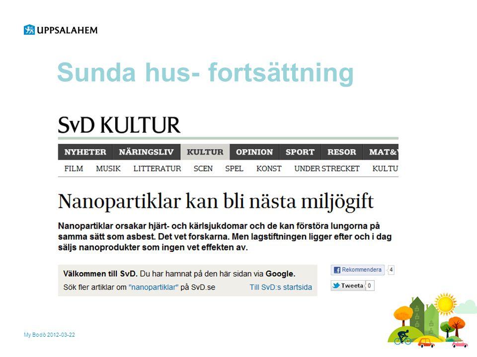 My Bodö 2012-03-22 Sunda hus- fortsättning