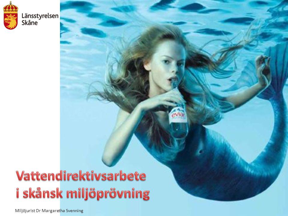 Miljöjurist Dr Margaretha Svenning