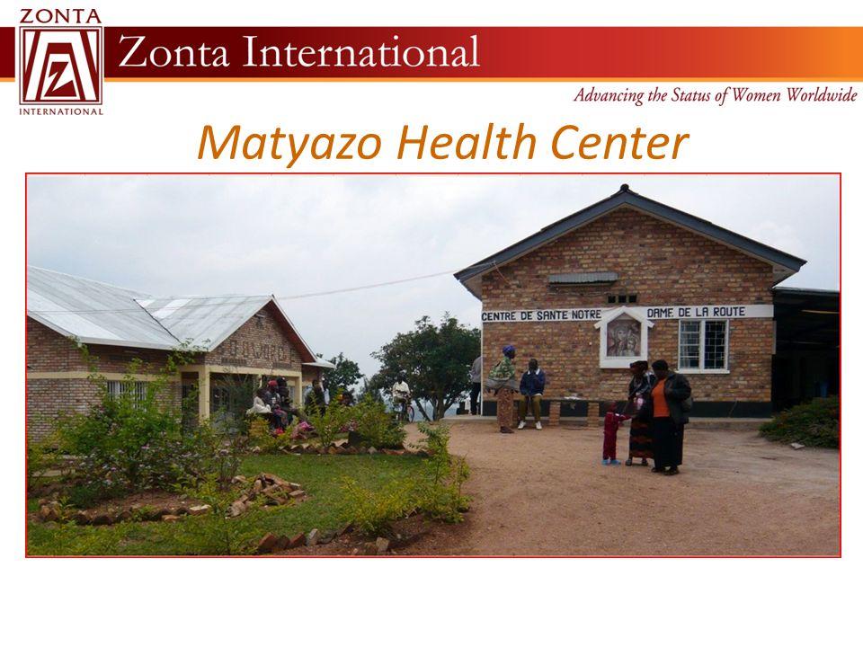 Matyazo Health Center