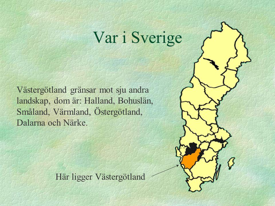 Landskapsblomma Västergötlands landskapsblomma är ljungen.