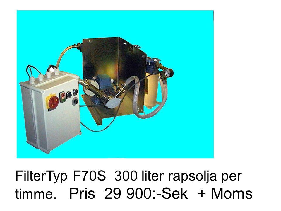 Stora pressar. •Vid förfrågning av stora oljepressar kan jag hänvisa till Insta-Pro Europe. •Model 750 350kg frö / tim. •Mod 4500 1700kg frö / tim