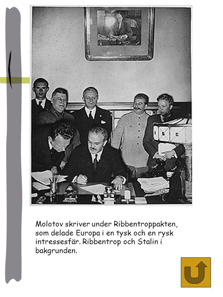 Marshallplanen 1947 Ekonomisk plan för att få Europa på fötter döpt efter George Marshall USA:s utrikesminister Motiv Hjälp för återuppbyggande av här