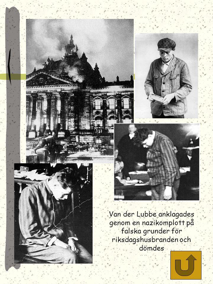 I Mein Kampf som Hitler skrev under sin fängelsevistelse kan man ana den katastrof som skulle komma då han fick makten. Boken trycktes senare i enorma