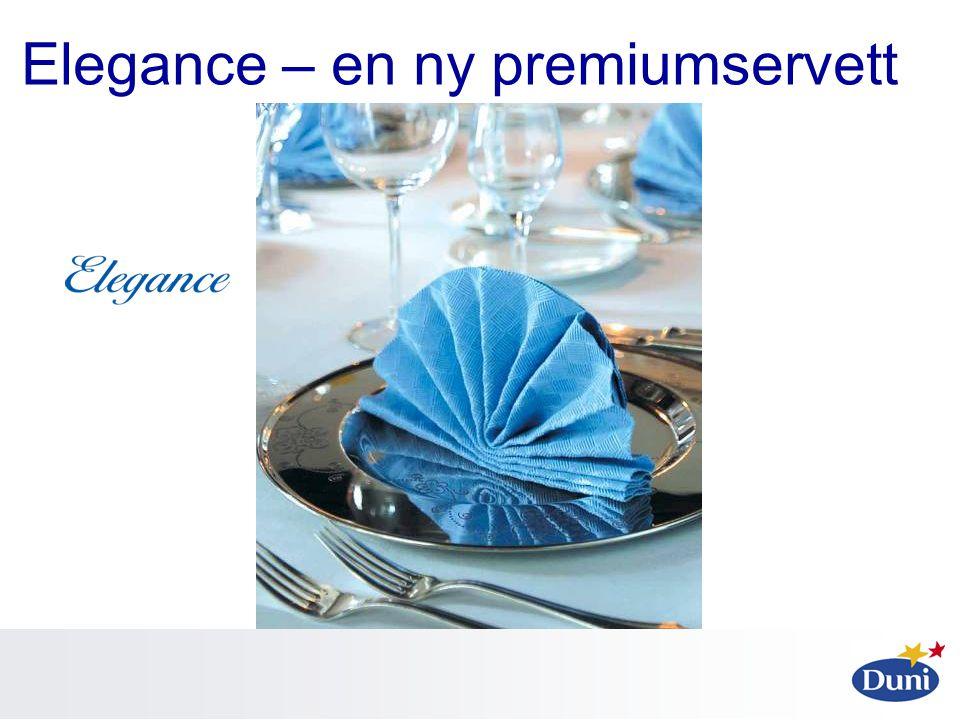 Elegance – en ny premiumservett