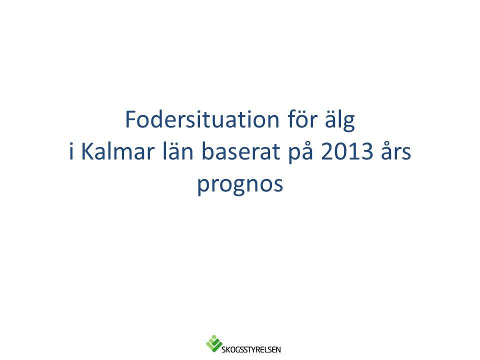 … medan andelen ung tall med färska betesskador ökar… (Källa: Riksskogstaxeringen) 14-05-05 Christer Kalen 22