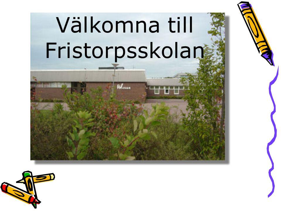 Välkomna till Fristorpsskolan