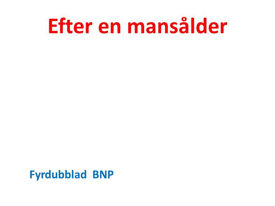 Fyrdubblad BNP