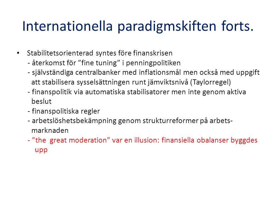 Källa: PISA (2014) och Eurostat Structure of Earnings Survey 2010 Skillnader i lön och kunskaper (50/10) LönPISA- resultat Sverige 1.291.50 Belgien 1.391.51 Norge 1.391.46 Finland 1.40 Frankrike 1.461.52 Danmark 1.481.40 Italien 1.501.47 Spanien 1.601.43 Nederländerna 1.641.44 Österrike 1.741.45 Slovakien 1.751.55 Tjecken 1.771.42 Cypern 1.821.58 Storbritannien 1.831.46 Irland 1.881.38 Polen 1.931.38 Estland 1.971.33 Tyskland 2.191.45