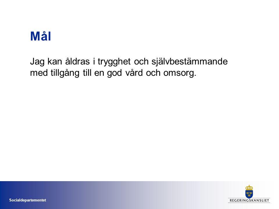 God vård vid demenssjukdom •Ca 150 000 personer i Sverige •Årligen insjuknar ca 24 000 personer •Går ej att bota •Tidig diagnos innebär rätt omvårdnad och rätt medicinska insatser •Kan klara sig i eget boende längre •Bättre välbefinnande