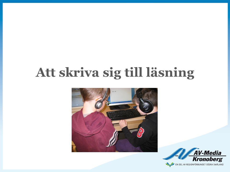 Forskning kring ASL •Dalarnas högskola : Eva Hultin och Maria Westman •Sandvikens kommun •Projekt •Att man utgår från en pedagogisk metod och sen lyfter in datorn är mycket bra pedagogiskt menar forskarna.