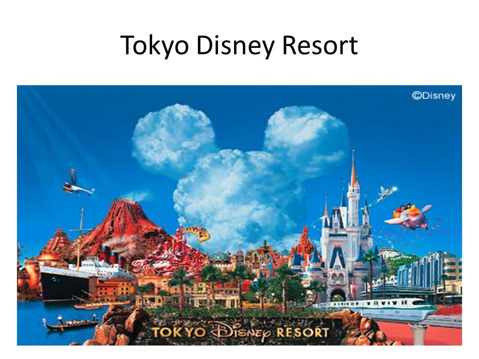 Tokyo Disney Resort