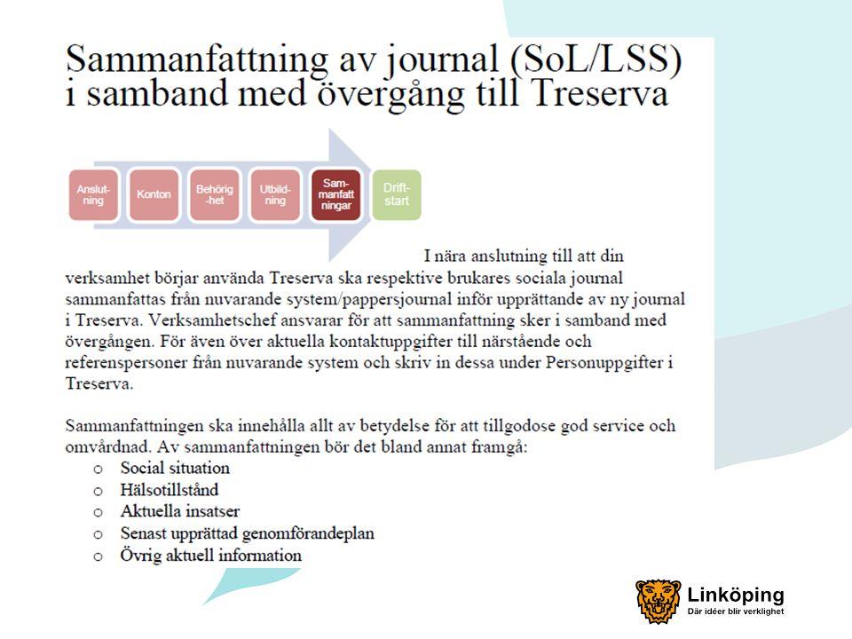 Länk till Genomförandewebben På www.linkoping.se/anvandarstodwww.linkoping.se/anvandarstod