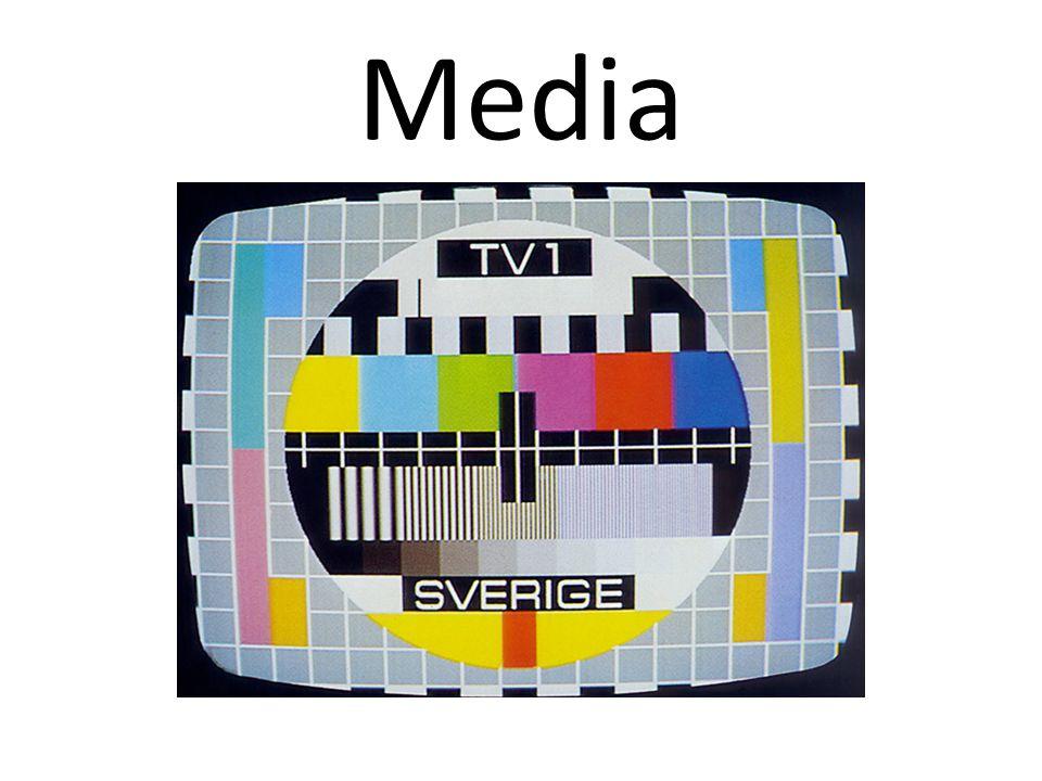 Bakgrund till mediernas roll i samhället • I bondesamhället – kvar på samma plats livet ut.