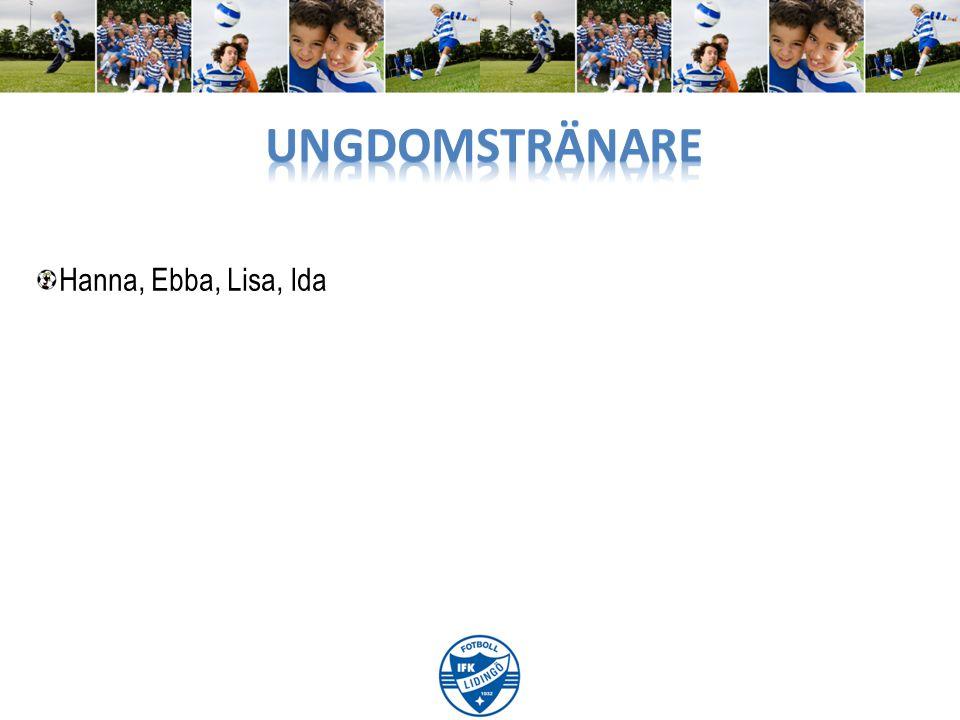 Hanna, Ebba, Lisa, Ida