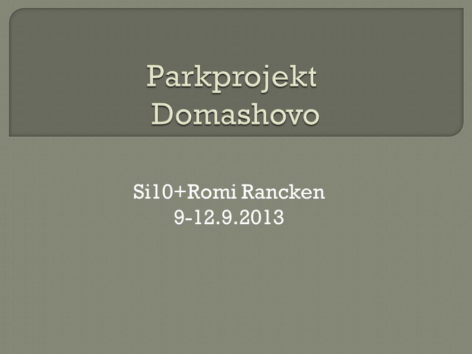 Si10+Romi Rancken 9-12.9.2013