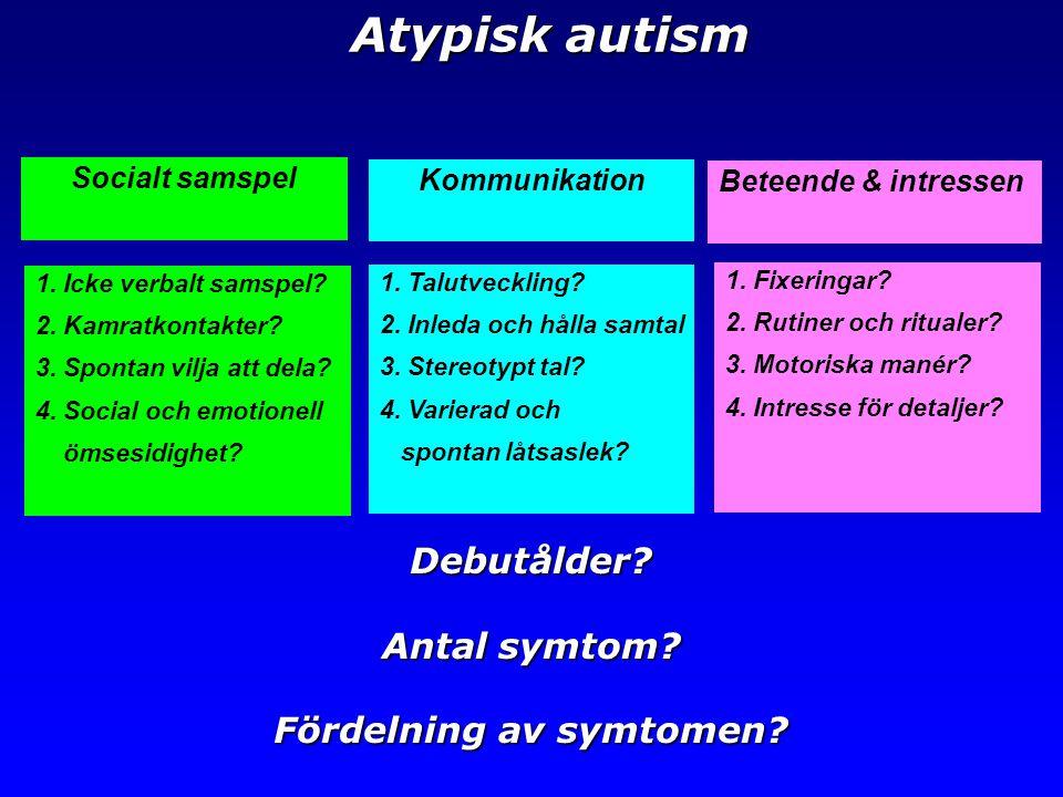 Stöd vid möten Autism och Aspergerförbundet www.autism.se