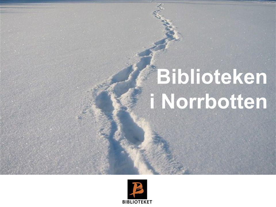 Biblioteken i Norrbotten