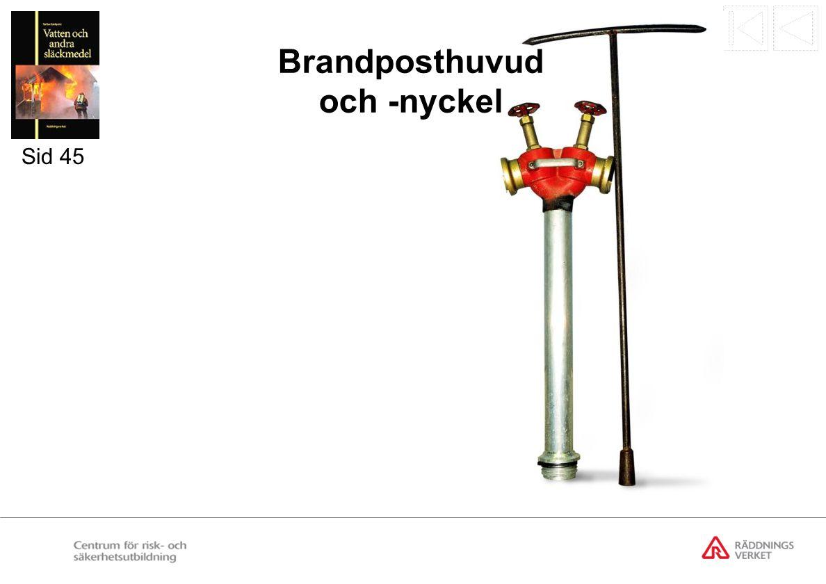 Lokala förluster Ca 0,25 MPa tryckförlust vid 300 l/min Ca 0,09 MPa tryckförlust vid 300 l/min, inklusive övergångskoppling Bild: Stefan Särdqvist