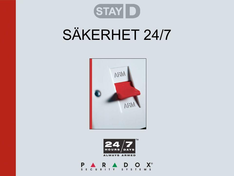 •StayD är en ny tillkopplings metod.•Integrerat säkerhetssystem som förenklar din vardag.