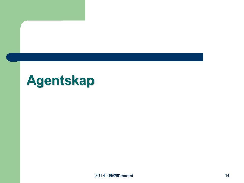 2014-06-26MBT-teamet 14 Agentskap