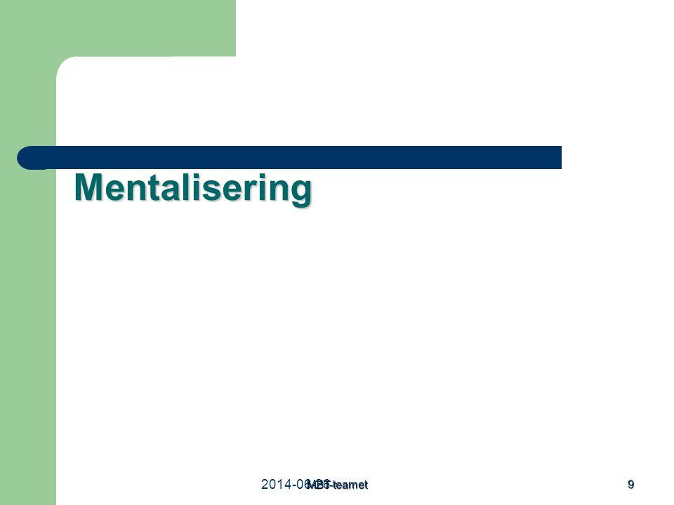 2014-06-26MBT-teamet 9 Mentalisering