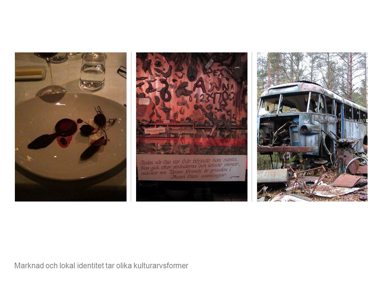 Digitaliseringar: K-samsök, Flickr, Google books, Museum of broken hearts - samverkan, marknad och civilsamhälle