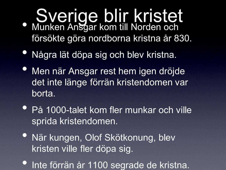 Hur valde man kung i Sverige.•V•Valet skedde på tinget utanför Uppsala.